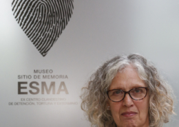 Museo sitio de memoria Esma: «La visita de las cinco» este sábado el trabajo de «La retaguardia»